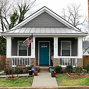 RALEIGH, NC - FEBRUARY 24: Homes can be seen on various streets in the South Park neighborhood on February 24, 2019 in Raleigh, NC. (Logan Cyrus for The New York Times)