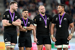 General views during the Bronze Final match between New Zealand and Wales Mandatory by-line: Steve Haag Sports/JMPUK - 01/11/2019 - RUGBY - Tokyo Stadium - Tokyo, Japan - New Zealand v Wales - Bronze Final - Rugby World Cup Japan 2019