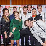 NLD/Amsterdam/20181217 - Hashtag Awards 2018, Terug naar je eige Land#BOOS mederwerkers