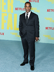 Producer James Lassiter arrives at the Los Angeles Premiere Of Netflix's 'The Harder They Fall' held at the Shrine Auditorium and Expo Hall on October 13, 2021 in Los Angeles, California, United States. Photo by Xavier Collin/Image Press Agency/ABACAPRESS.COM