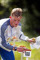 Orientering, 21. juni 2002. NM sprint. Lars Moholdt, Wing.