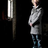 Nederland, Uitdam, 24-02-2011.<br /> Pepijn Gunneweg, acteur.<br /> Foto : Klaas Jan van der Weij