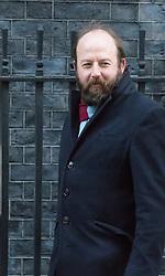 Downing Street, London, November 29th 2016. Strategic Advisor Nick Timothy arrives at 10 Downing Street.