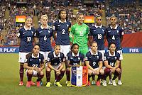 Equipe de France - 26.06.2015 - Allemagne / France - 1/4Finale Coupe du Monde 2015 -Montreal<br />Photo : Catherine Legault / Icon Sport