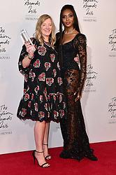 Sarah Burton, Winner of the Best British Brand (Alexander McQueen bei den Fashion Awards 2016 in der Royal Albert Hall in London / 051216<br /> <br /> ***Fashion Awards 2016 in London, Britain, Dec. 5th, 2016.***