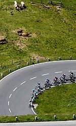 06.07.2011, AUT, 63. OESTERREICH RUNDFAHRT, 4. ETAPPE, Matrei-Schladming, im Bild Features vom Anstieg zum Fuscher Törl an der Großglockner Hochalpenstrasse .// during the 63rd Tour of Austria, Stage 4, 2011/07/06, EXPA Pictures © 2011, PhotoCredit: EXPA/ J. Groder
