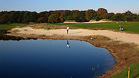 EEMNES - Hole 14. Golfbaan de GOYER. COPYRIGHT KOEN SUYK