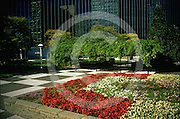 Pittsburgh, PA, Gardens, Gateway Plaza, Florals