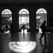 Portugal. Lisbon. Santa Apolonia railway station. Alfama district / la gare de santa Apolonia.  le quartier de l'Alfama . Lisbonne