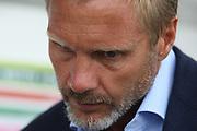Football: Germany, 1. Bundesliga, Hamburger SV, Hamburg, 03.07.2013<br /> Team at the Sparda-Derby-Week (Horse Race): coach Thorsten Fink<br /> © Torsten Helmke