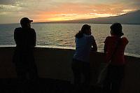 Filipino Passengers on Deck