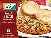 Packaging image of Rajbhog Foods' Pau Bhaji.