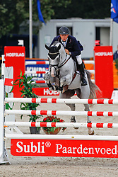 Greve Willem (NED) - Whispering Hope<br /> KWPN Paardendagen Ermelo 2010<br /> © Dirk Caremans