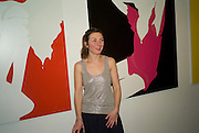 NATASHA LAW, Room- An exhibition of work by Natasha Law. Eleven. Simultaneously at 121 Charing Cross Rd. and 11 Eccleston st. London. 16 January 2008. -DO NOT ARCHIVE-© Copyright Photograph by Dafydd Jones. 248 Clapham Rd. London SW9 0PZ. Tel 0207 820 0771. www.dafjones.com.