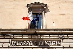 Palazzo di giustizia, Lecce