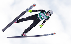 13.01.2019, Stadio del Salto, Predazzo, ITA, FIS Weltcup Nordische Kombination, Skisprung, im Bild Jan Vytrval (CZE) // Jan Vytrval of Czech Republic during Skijumping Competition of FIS Nordic Combined World Cup at the Stadio del Salto in Predazzo, Italy on 2019/01/13. EXPA Pictures © 2019, PhotoCredit: EXPA/ JFK