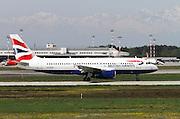 British Airways, Airbus A320-232