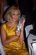 FEARNE COTTON WITH HER GLAMOUR AWARD, Glamour Women of the Year Awards 2011. Berkeley Sq. London. 9 June 2011.<br /> <br />  , -DO NOT ARCHIVE-© Copyright Photograph by Dafydd Jones. 248 Clapham Rd. London SW9 0PZ. Tel 0207 820 0771. www.dafjones.com.