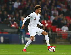 November 15, 2018 - London, United Kingdom - England's Dele Alli.during the friendly soccer match between England and USA at the Wembley Stadium in London, England, on 15 November 2018. (Credit Image: © Action Foto Sport/NurPhoto via ZUMA Press)