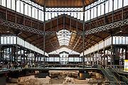 Mercat del Born Cultural Center | Antoni Rovira i Trias | Barcelona, Spain