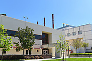 Entrance to the National Fuel Cell Research Center on the Campus of the University of California Irvine, UCI