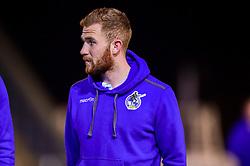 Theo Widdrington of Bristol Rovers arrives at St James Park prior to kick off - Mandatory by-line: Ryan Hiscott/JMP - 13/11/2018 - FOOTBALL - St James Park - Exeter, England - Exeter City v Bristol Rovers - Checkatrade Trophy