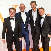 NLD/Katwijk/20151030 - 5 Jarig jubileumvoostelling musical Soldaat van Oranje, Frank Houtappels en Michiel van Erp