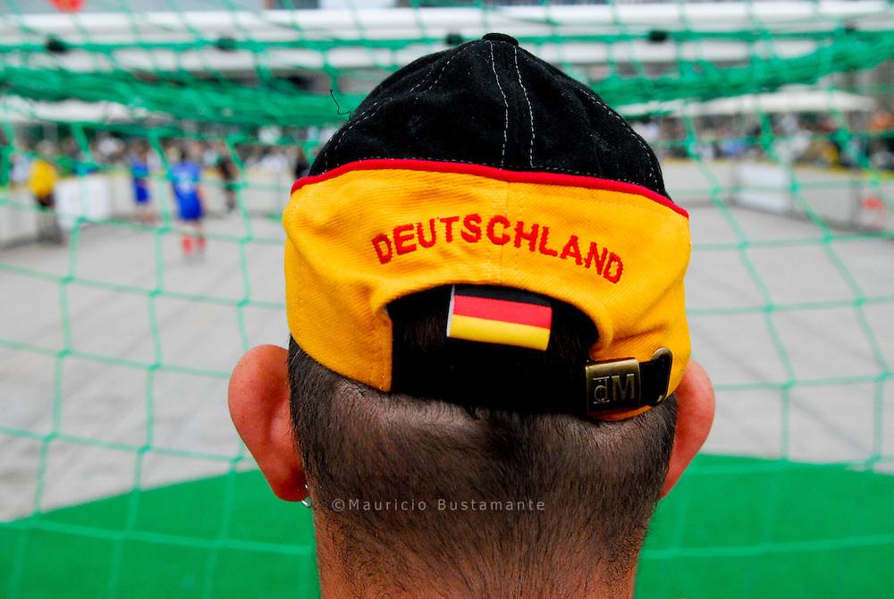 Homeless World Cup, Stuttgart