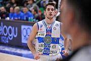 DESCRIZIONE : Campionato 2014/15 Dinamo Banco di Sardegna Sassari - Giorgio Tesi Group Pistoia<br /> GIOCATORE : Enrico Merella<br /> CATEGORIA : Ritratto<br /> SQUADRA : Dinamo Banco di Sardegna Sassari<br /> EVENTO : LegaBasket Serie A Beko 2014/2015<br /> GARA : Dinamo Banco di Sardegna Sassari - Giorgio Tesi Group Pistoia<br /> DATA : 01/02/2015<br /> SPORT : Pallacanestro <br /> AUTORE : Agenzia Ciamillo-Castoria / Luigi Canu<br /> Galleria : LegaBasket Serie A Beko 2014/2015<br /> Fotonotizia : Campionato 2014/15 Dinamo Banco di Sardegna Sassari - Giorgio Tesi Group Pistoia<br /> Predefinita :