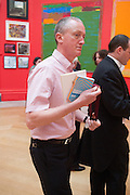MICHAEL LANDY, Royal Academy of Arts Annual dinner. Piccadilly. London. 29 May 2012.