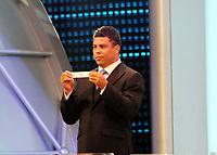 20110730: RIO DE JANEIRO, BRAZIL - Brazilian football star Luis Nazario de Lima, better known as Ronaldo, attending Qualification draw for the 2014 World Cup held at the Marina da Gloria in Rio<br /> PHOTO: CITYFILES