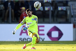 May 31, 2017 - Ostende, Belgique - OOSTENDE, BELGIUM - MAY 31 : Mathew Ryan goalkeeper of KRC Genk in action during the Jupiler Pro League Final play off match between KV Oostende fourth PO1 and KRC Genk Winner PO2 on May 31, 2017 in Oostende, Belgium, 31/05/2017 (Credit Image: © Panoramic via ZUMA Press)