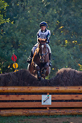 Canter Rosalind (GBR) - Arpobanta<br /> World Championship Young Eventing Horses 6 years<br /> Le Lion d'Angers 2011<br /> © Dirk Caremans