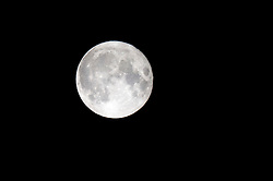 Super Moon Over Sheffield. The closest and brightest the  Moon has been to the Earth since 1948 .<br /> <br />   14 November 2016<br />   Copyright Paul David Drabble<br />   www.pauldaviddrabble.photoshelter.com