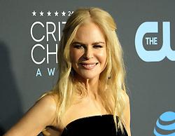 24th Annual Critics' Choice Awards. 13 Jan 2019 Pictured: Nicole Kidman. Photo credit: Jaxon / MEGA TheMegaAgency.com +1 888 505 6342