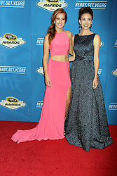 2016 Miss Sprint Cup, Juliana White,  Madison Martin attending the 2016 NASCAR Sprint Cup Series Awards