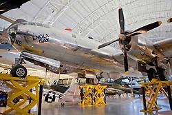 The Enola Gay, Air & Space Museum - Steven F. Udvar-Hazy Center