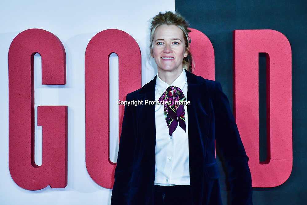 Edith Bowman Arrivers at World Premiere of The Good Liar on 28 October 2019, at the BFI Southbank, London, UK.