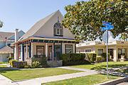 Residential Neighborhood in Orange California
