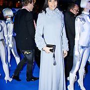 NLD/Amsterdam/20110112 - Filmpremiere TRON Legacy, Hind Laroussi Tahiri