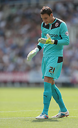 Reading's Alex McCarthy - Photo mandatory by-line: Nigel Pitts-Drake/JMP - Tel: Mobile: 07966 386802 03/08/2013 - SPORT - FOOTBALL -  Madejski Stadium - Reading -  Reading v Ipswich Town - Sky Bet Championship