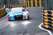 Christopher HAASE, GER, Audi Sport Team Rutronik Audi R8 LMS <br /> <br /> 65th Macau Grand Prix. 14-18.11.2018.<br /> SJM Macau GT Cup - FIA GT World Cup. <br /> Macau Copyright Free Image for editorial use only