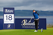 Scottish Open 2015 Tuesday