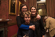 Oldie magazine Christmas party, The Garrick club. Covent Garden, London, 4 December 2018