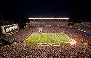 "Sep 28, 2019; Columbia, SC, USA; The University of South Carolina make their ""2001"" entrance at Williams-Brice Stadium. Photo © www.JeffBlakePhoto.com"