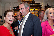 Vanessa Neumann; William Cash, SpearÕs Book Awards, The Langham, Portland Place. London. 30 June 2009.  The inaugural SpearÕs Book Awards, celebrating the very best writing talent and the books of the year Ð from finance to fiction.<br /> Vanessa Neumann; William Cash, Spear?s Book Awards, The Langham, Portland Place. London. 30 June 2009.  The inaugural Spear?s Book Awards, celebrating the very best writing talent and the books of the year ? from finance to fiction.