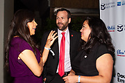 Cindy Montañez, Senator Ben Allen, and Wendy Carillo