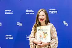 International Book Festival, Edinburgh, 20 August 2018