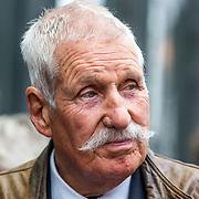 NLD/Amsterdam//20170309 - Herdenkingsdienst Guus Verstraete,Ted de Braak
