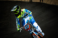 #33 (GEORGE Dani) USA at the 2013 UCI BMX Supercross World Cup in Chula Vista